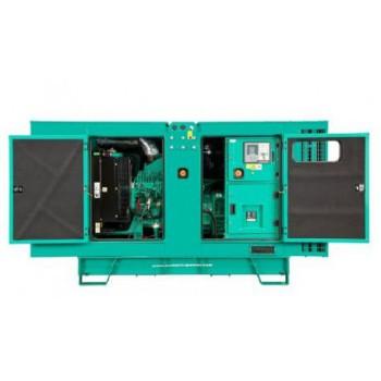 Дизельный генератор Cummins C150D5 в кожухе