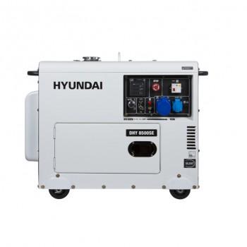 Дизельный генератор HYUNDAI DHY 8500SE АКЦИЯ: доставка и наложенный платеж в подарок