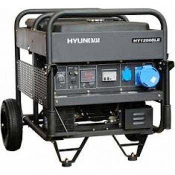 Бензиновый генератор HYUNDAI HY 12500LE