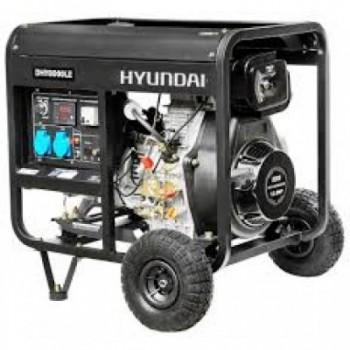 Дизельный генератор HYUNDAI DHY 7500LE-3 АКЦИЯ:Бесплатная доставка плюс наложенный платеж за наш счет