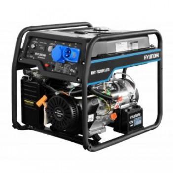 Бензиновый генератор HYUNDAI HHY 7020FE  АКЦИЯ:Бесплатная доставка плюс наложенный платеж за наш счет