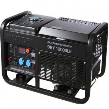 Дизельный генератор HYUNDAI DHY 12000LE АКЦИЯ:Бесплатная доставка плюс наложенный платеж за наш счет