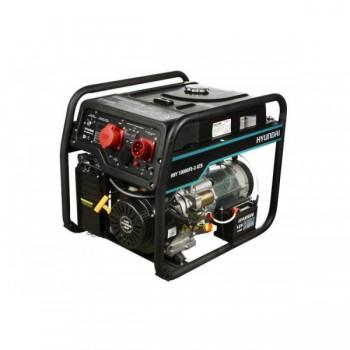 Бензиновый генератор HYUNDAI HHY 10000FE-3 ATS  АКЦИЯ:Бесплатная доставка плюс