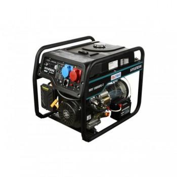Бензиновый генератор HYUNDAI HHY 10000FE-T АКЦИЯ:Бесплатная доставка