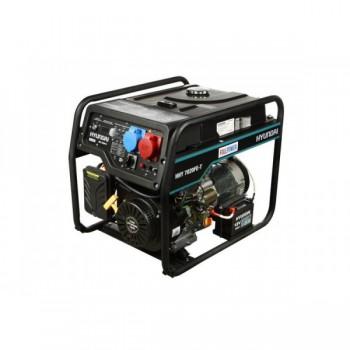 Бензиновый генератор HYUNDAI HHY 7020FE-T АКЦИЯ:Бесплатная доставка плюс наложенный платеж за наш счет