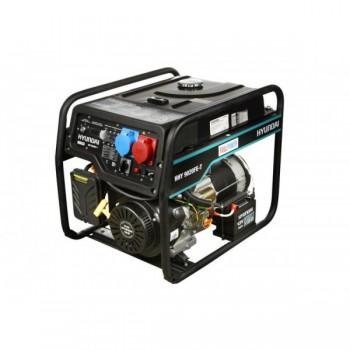 Бензиновый генератор HYUNDAI HHY 9050FE-T