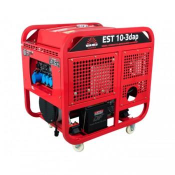 Дизельный генератор Vitals Master EST 10-3dap