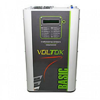 Стабилизатор напряжения Voltok Basiс SRK9-11000 Акция: Звони и получай подарок при покупке стабилизатора