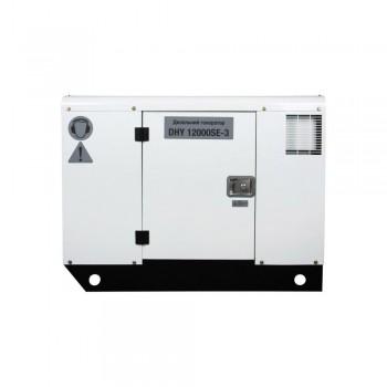 Дизельный генератор HYUNDAI DHY 12000SE-3 АКЦИЯ:Бесплатная доставка плюс наложенный платеж за наш счет
