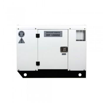 Дизельный генератор HYUNDAI DHY 12000SE АКЦИЯ:Бесплатная доставка плюс наложенный платеж за наш счет
