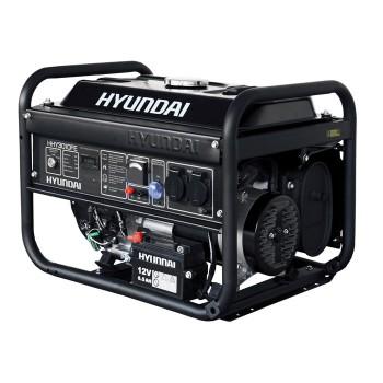 Бензиновый генератор HYUNDAI HHY 3050FE АКЦИЯ:Бесплатная доставка плюс наложенный платеж за наш счет