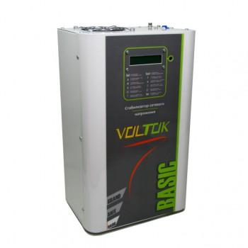 Стабилизатор напряжения Voltok Basiс Plus SRKw9-11000 Акция: Звони и получай подарок при покупке стабилизатора