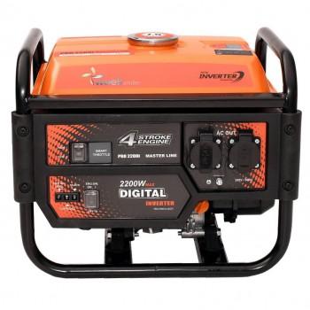 Инверторный генератор Weekender Pro 2200i